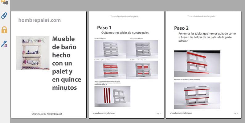Manual PDF mueblecito aseo