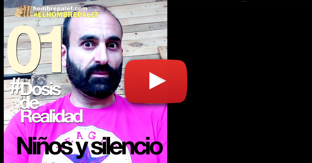 #DosisDeRealidad 01 – Niños y silencio