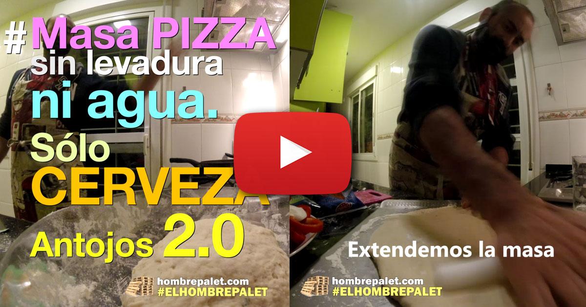 Cómo hacer Pizza de cerveza