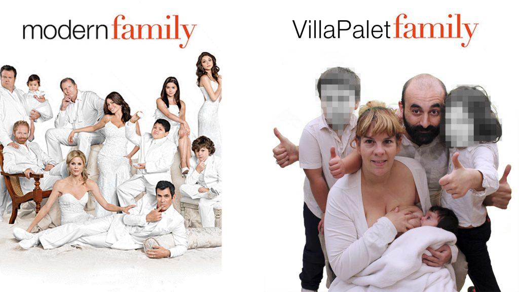 VillaPalet Family