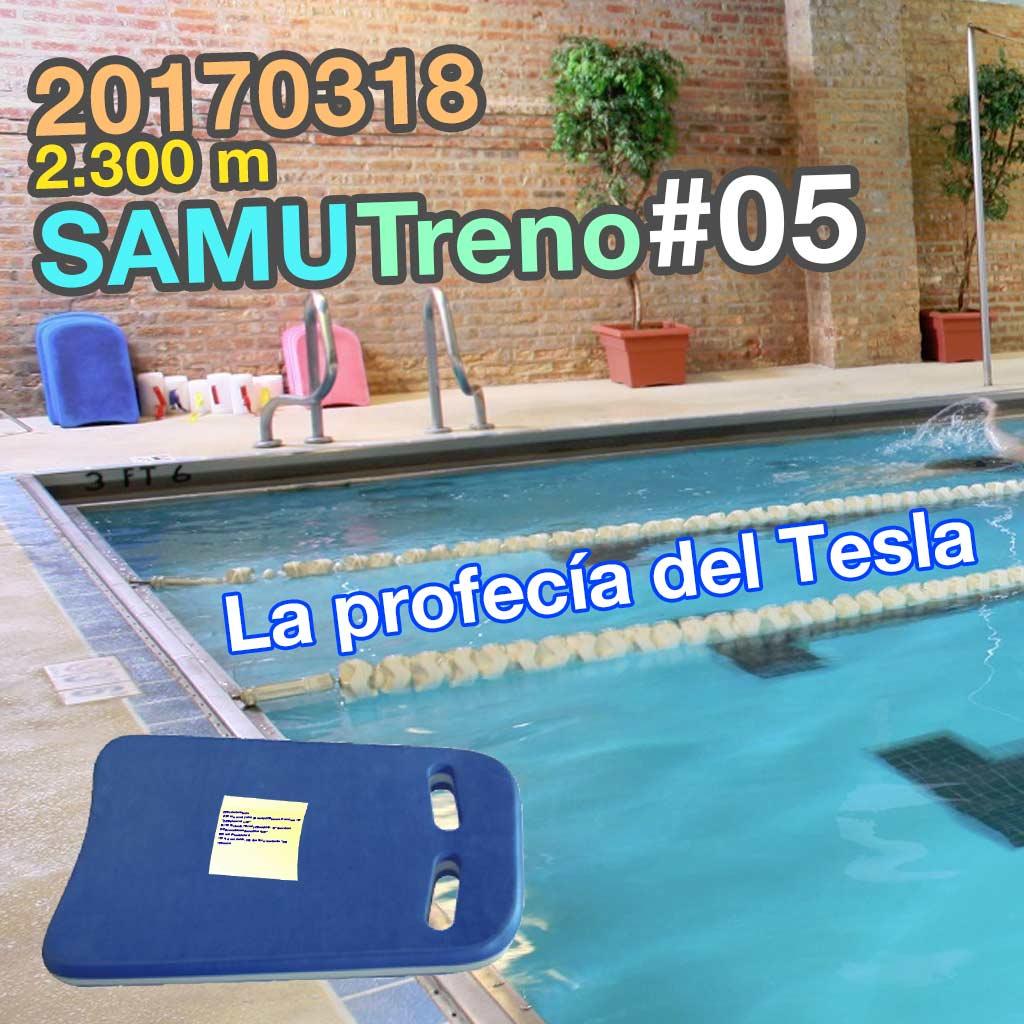 #SamuTreno 05: La profecía del Tesla