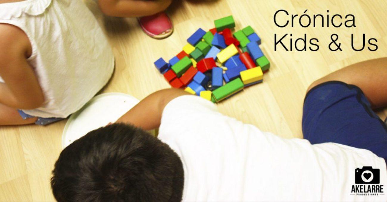 Crónica evento kids and us sevilla
